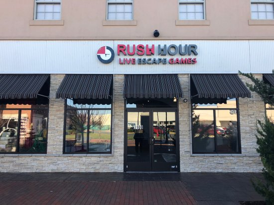 0.6 miles from Best Western Fredericksburg. Rush Hour Live Escape Games