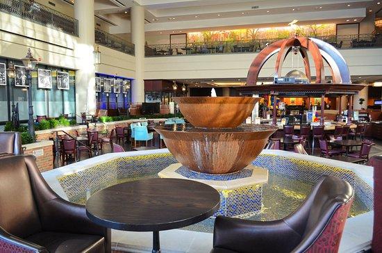 Sheraton New Orleans Hotel : Lobby
