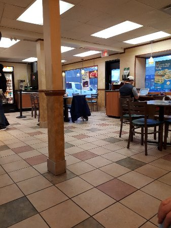 Maple Ridge, Kanada: Subway