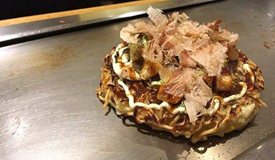 Abeno Japanese Restaurant In London