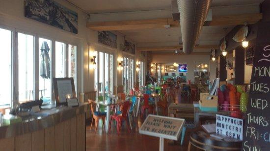 Scarborough, Australia: Inside