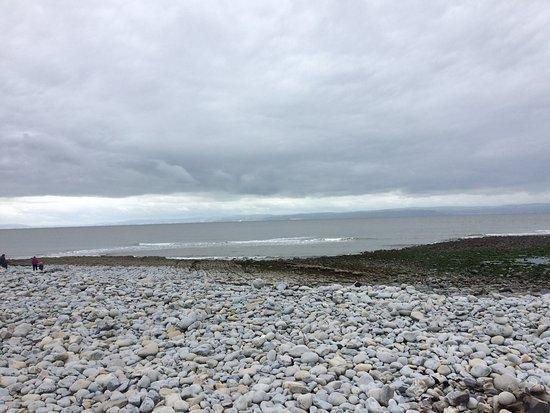 Llantwit Major, UK: llantwit beach