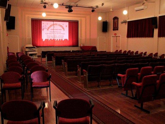 Swanpool, Αυστραλία: Intermission