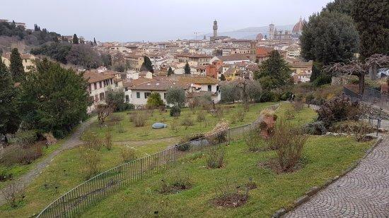 Folon e il giardino delle rose picture of folon e il giardino delle rose florence tripadvisor - Il giardino delle rose ...