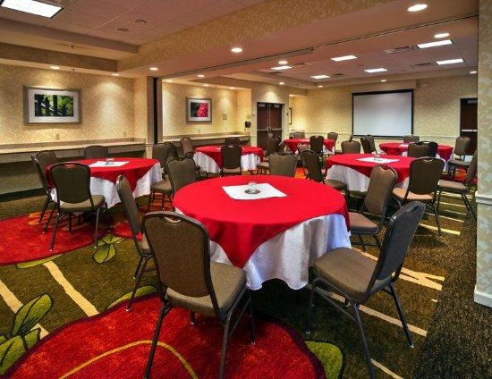 Business Center Obr Zek Za Zen Hilton Garden Inn Montgomery East Montgomery Tripadvisor