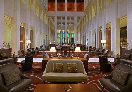 Berlin Marriott Hotel: Lobby