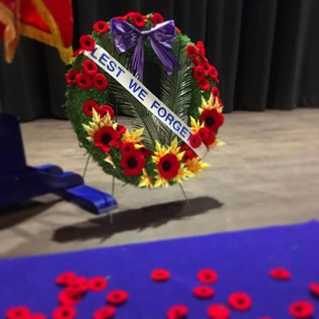 Fort Calgary: Lest we forget