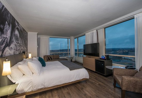 Minnetonka, Μινεσότα: Guest room