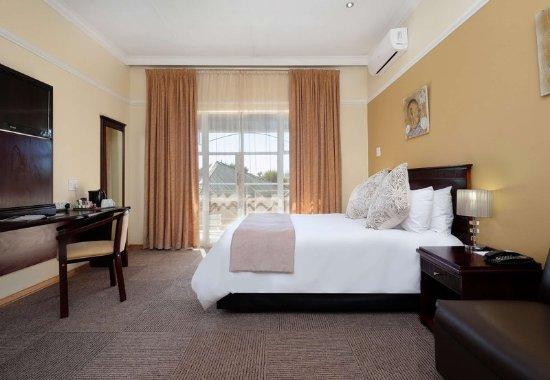 Klerksdorp, Sudáfrica: Guest room