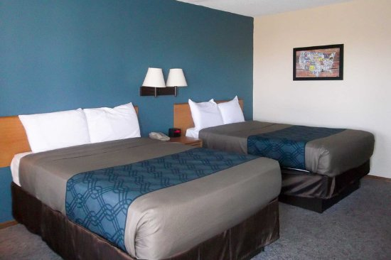 Valley City, ND: Guest room