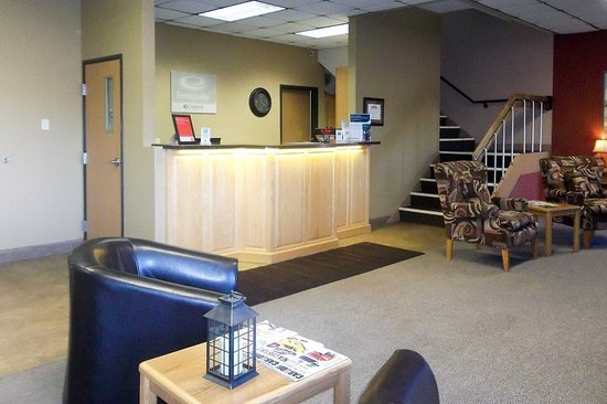 Valley City, ND: Lobby