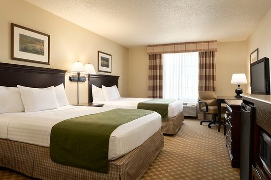 Chanhassen, MN: Guest room