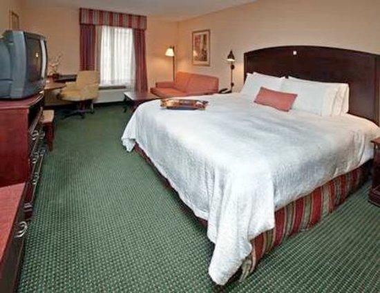 Hampton Inn & Suites Dothan: Guest room