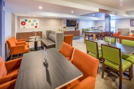 Holiday Inn Express & Suites Modesto-Salida: Restaurant