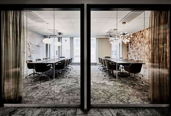 Pitea, Sweden: Meeting room