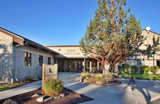 The Lodge at Eagle Crest: Health club