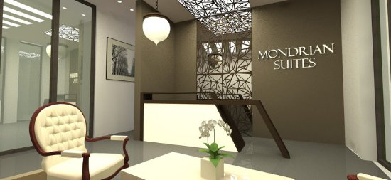 mondrian suites berlin Checkpoint Charlie