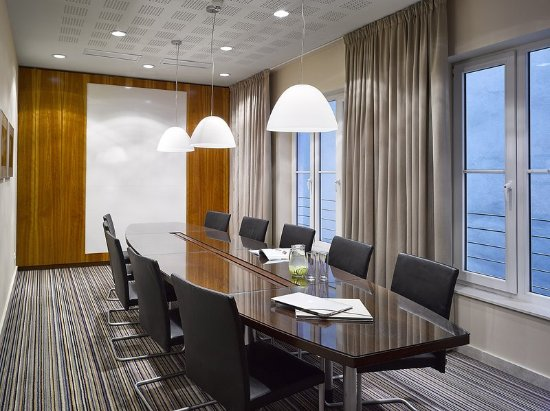 K+K Hotel Central: Meeting room