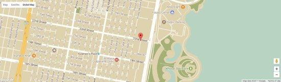 Map Picture of Muhaidb Al Khobar Al Khobar TripAdvisor