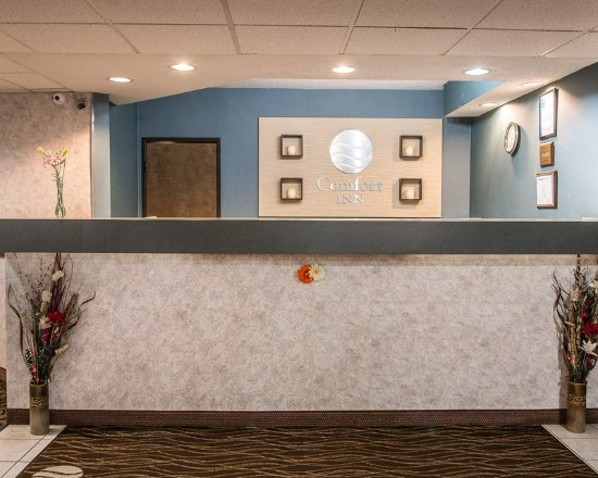 Baymont Inn & Suites Belleville Airport Area: Lobby
