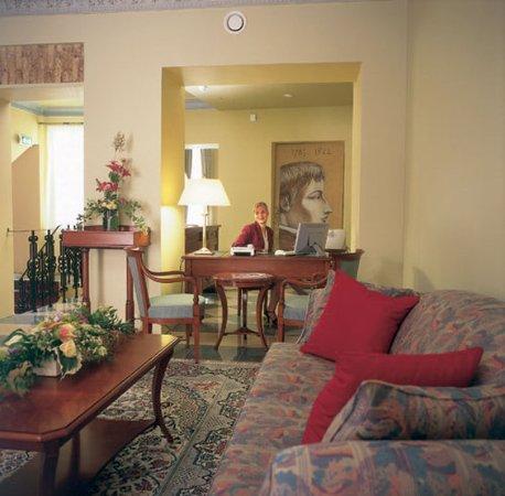 Бутик-отель Grotthuss: Lobby