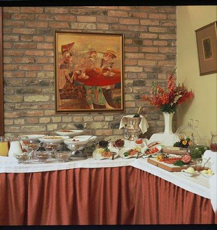 Бутик-отель Grotthuss: Restaurant