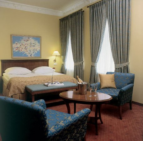 Boutique Hotel Grotthuss: Guest room