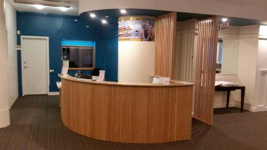 Eaglehawk Neck, Avustralya: Lobby