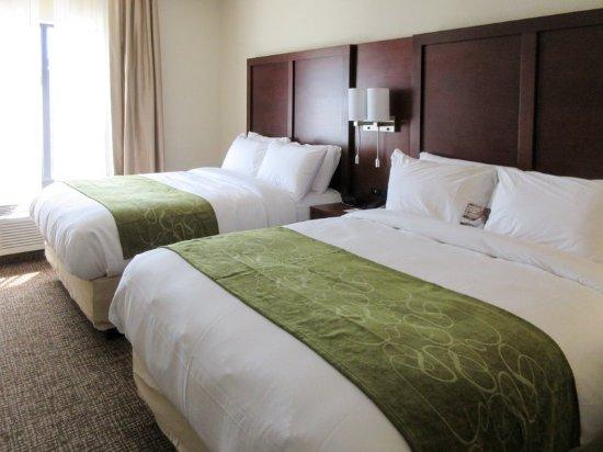 Piedmont, Carolina del Sur: Guest room