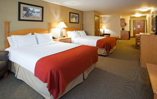 Holiday Inn Express Custer: Suite