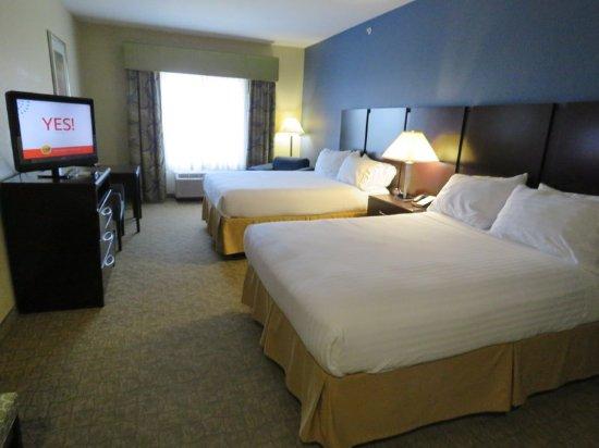 Bartlesville, OK: Guest room