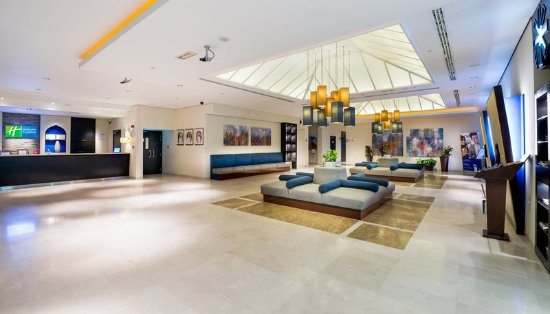 Holiday Inn Express Dubai Airport: Lobby