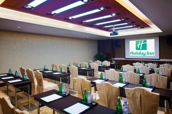 Yinchuan, China: Meeting room