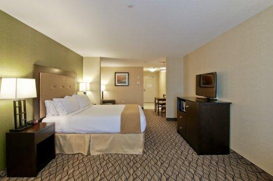 Fort Saskatchewan, Canadá: Guest room