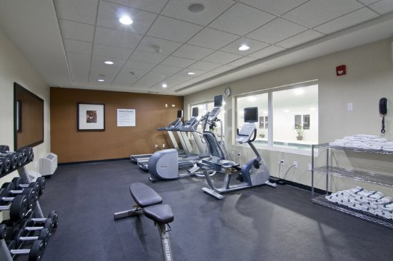 Fort Saskatchewan, Canadá: Health club
