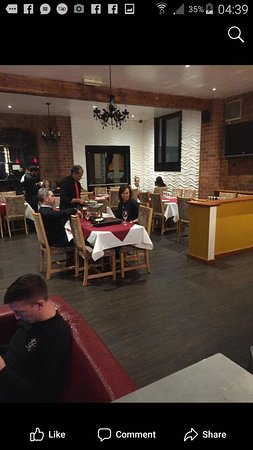 Swadlincote, UK: Masala Lounge