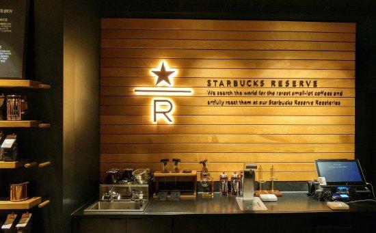 Starbucks Reserve Vancouver East Vancouver Restaurant