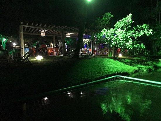 Santa Maria da Vitoria, BA: Hotel Fazenda Paraiso  das Corredeiras