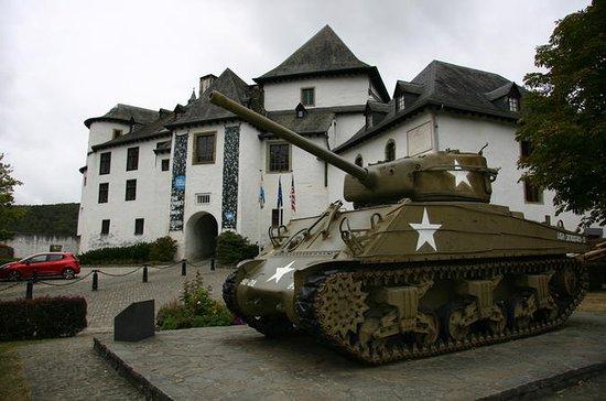 Bruxelas Batalha do Bulge Norte e Sul...