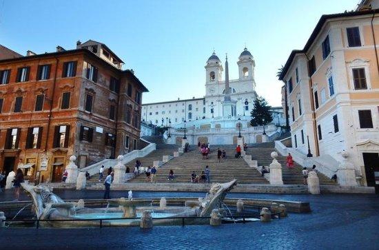La Dolce Vita Movie Tour, Rom tilbage...