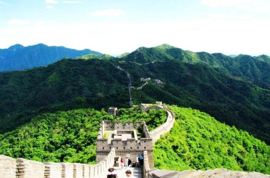 Private Beijing Day Tour : Mutianyu Great Wall And Ming Tomb