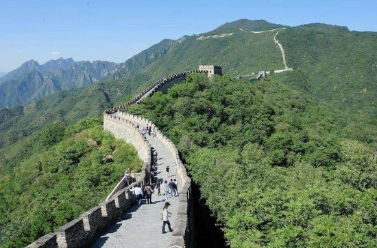 One-Day Private Summer Palace and Mutianyu Great Wall Tour of Beijing