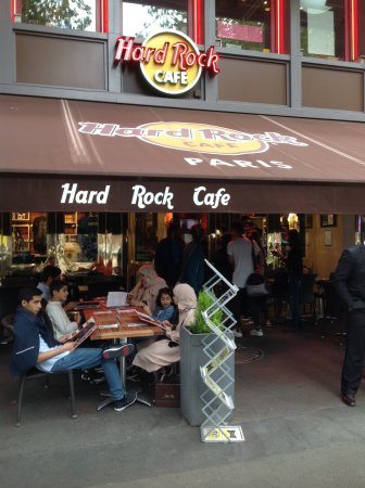 Hard Rock Cafe Paris: HRC, Paris