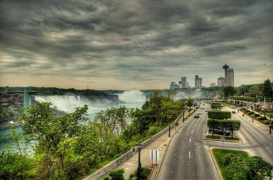 Transfer to Buffalo Niagara Int Airport (BUF) from wondrous Niagara...