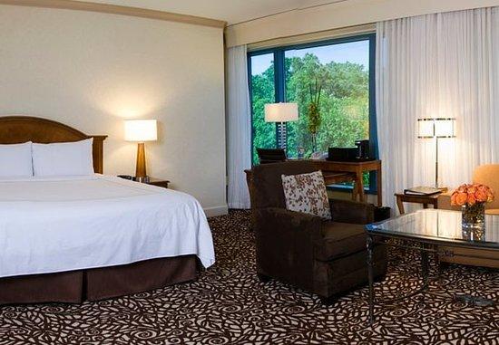 Pewaukee, Висконсин: Guest room