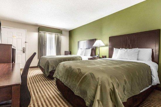 Lancaster, Carolina del Sur: Guest room