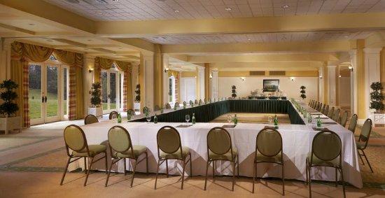 ฮอตสปริงส์, เวอร์จิเนีย: Meeting room