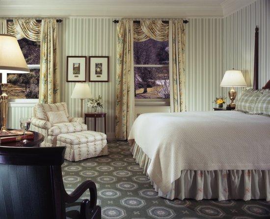 Hot Springs, VA: Guest room