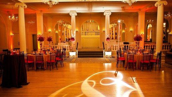Hot Springs, VA: Ballroom