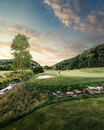 Bedford, PA: Golf course